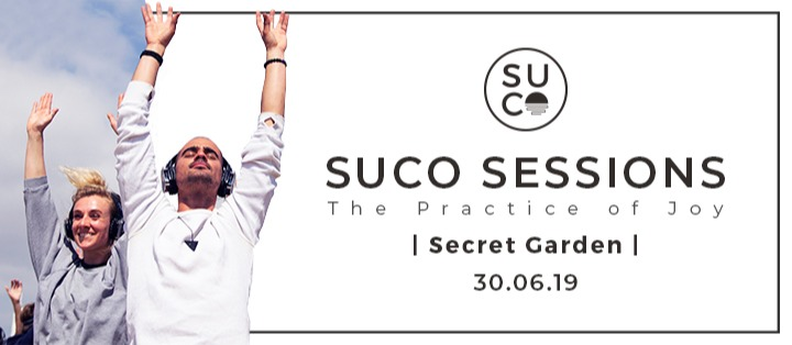 SUCO SESSION (11:00 - 12:30) - Virtual,club Suco Sessions