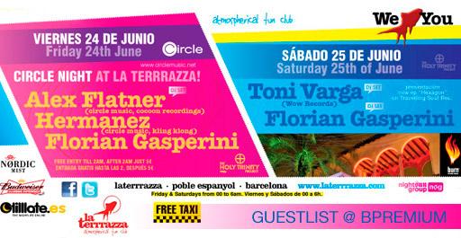 Friday La Terrrazza At La Terrrazza In Barcelona