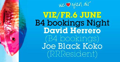 Spring Freeday B4 Bookings Night At La Terrrazza In Barcelona