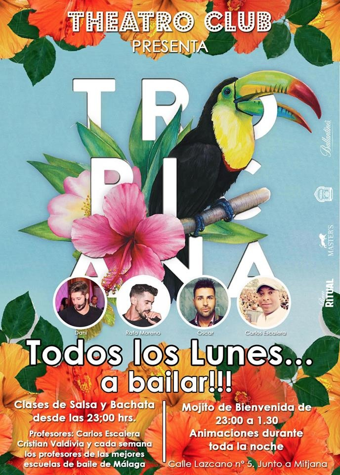 TROPICANA - Club Theatro Club