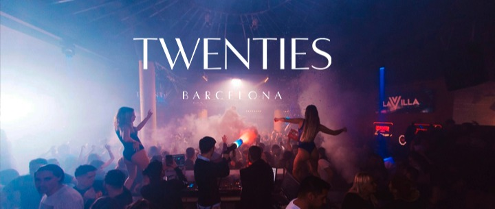 Friday - Story - Twenties - Club Twenties Barcelona