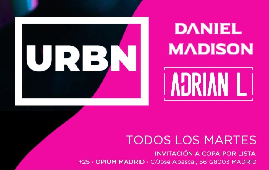 URBN - Club Opium Madrid