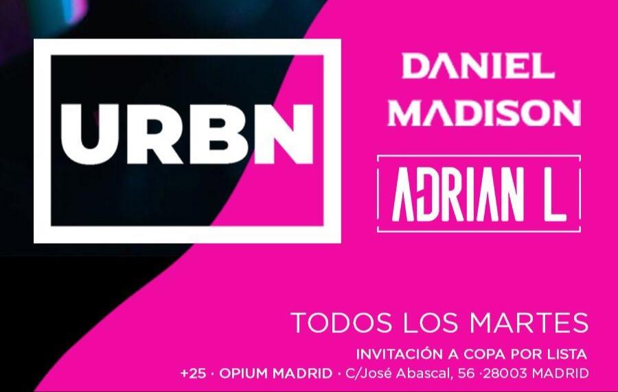 URBN - Club Opium Madrid