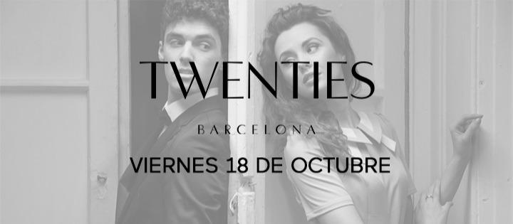 Friday - Every Friday - Twenties - Club Twenties Barcelona