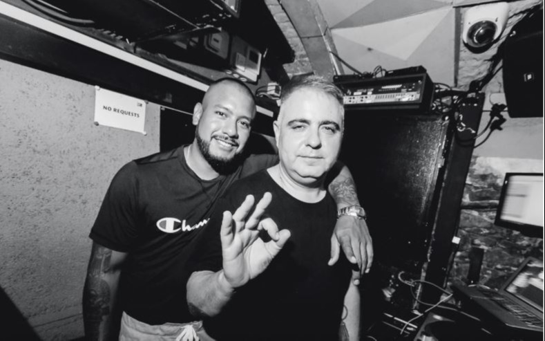 VIERNES - DJ YODA & DJ ELEY - Club Jamboree
