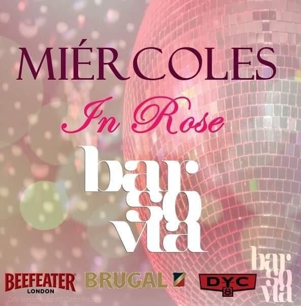 Miércoles in Rose - Club Discoteca Barsovia