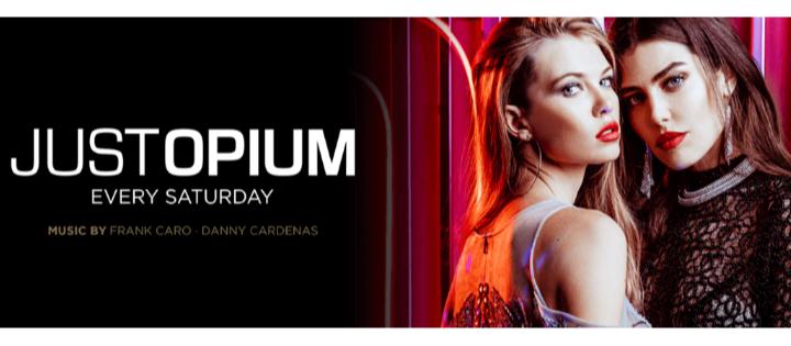 JUST OPIUM  - Club Opium Barcelona