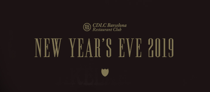 NEW YEAR'S EVE 2019 -  CDLC CARPE DIEM BARCELONA