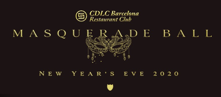 MASQUERADE BALL - NEW YEAR'S EVE 2020  - Club Carpe Diem Barcelona