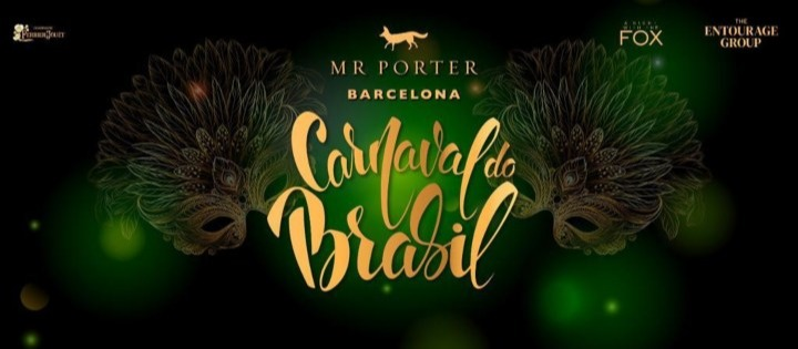 A NIGHT WITH THE FOX: Carnaval do Brasil - Club Mr Porter