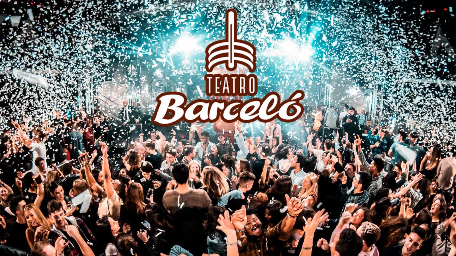 Teatro Barcelo Viernes - Club Teatro Barceló