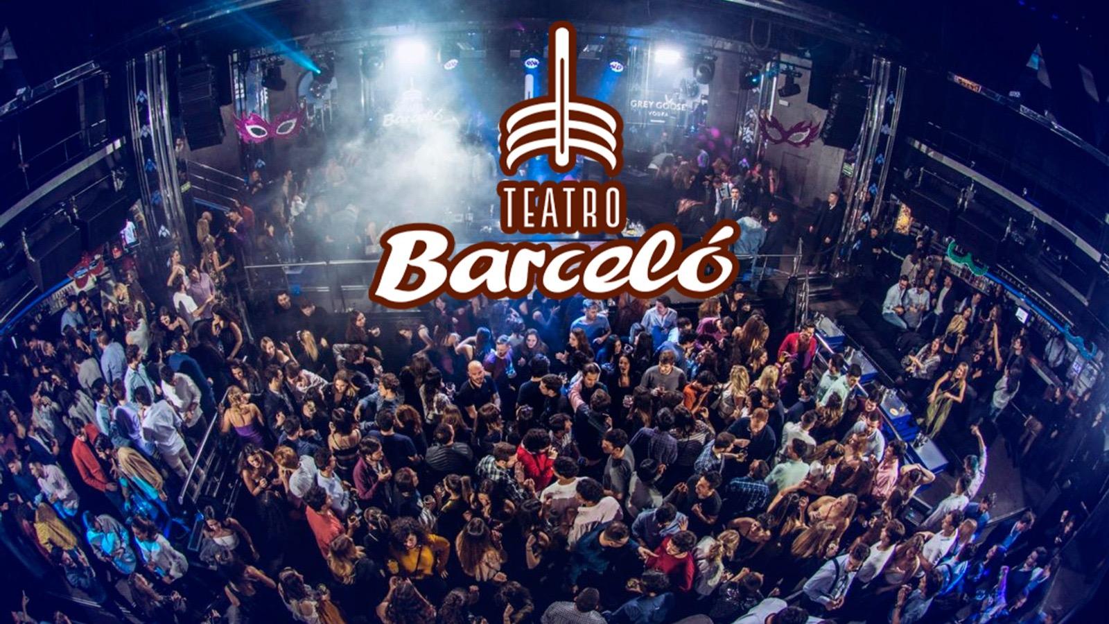 Teatro Barcelo Sábado - Club Teatro Barceló