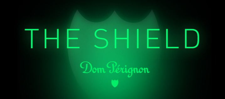 THE SHIELD BY DOM PÉRIGNON CARPE DIEM BARCELONA