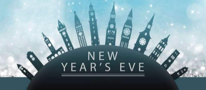 NEW YEAR'S EVE - Club Blue Spot