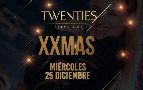 Wednesday - XXmas - Twenties - Club Twenties Barcelona