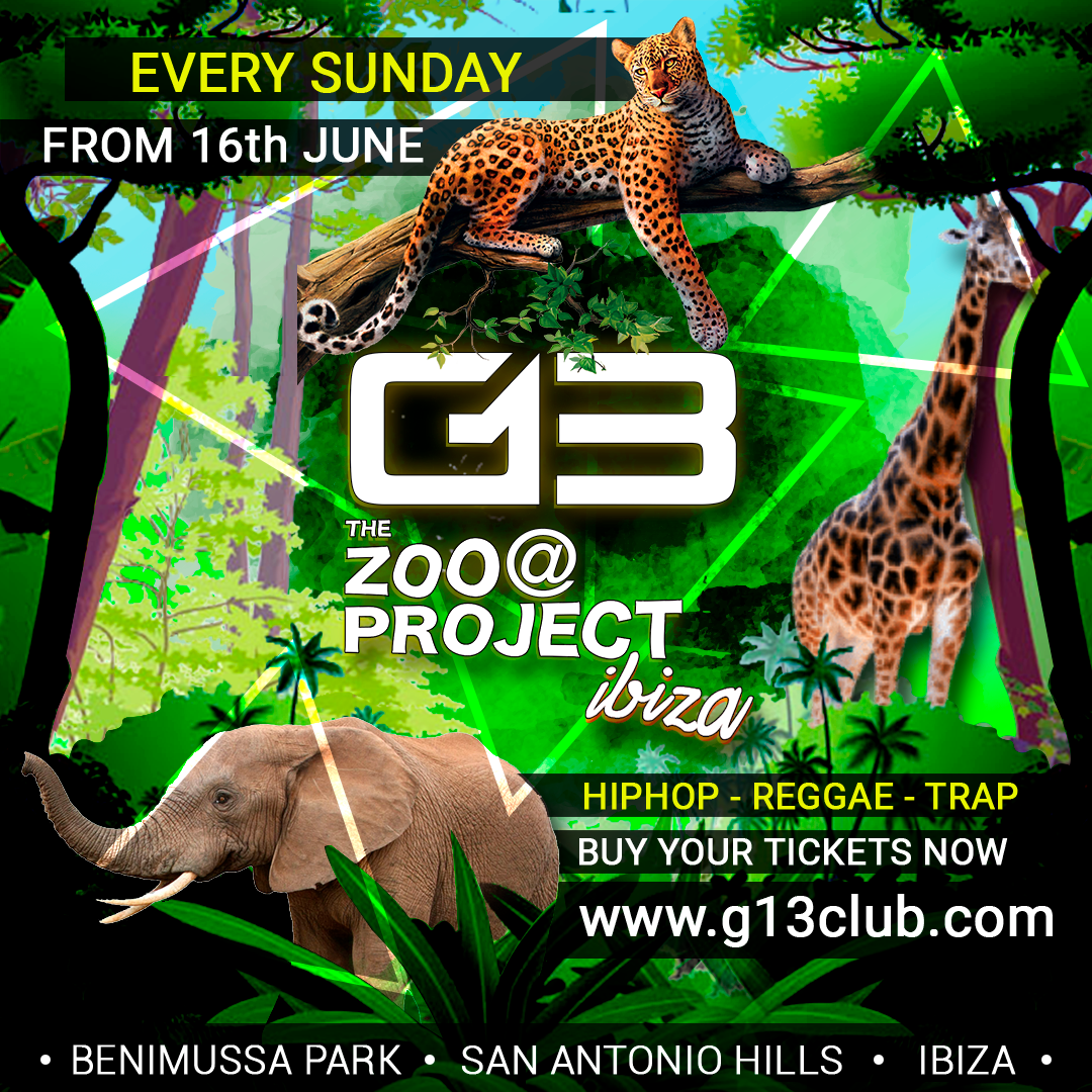 G13 at Zoo Project - Club G13 Events