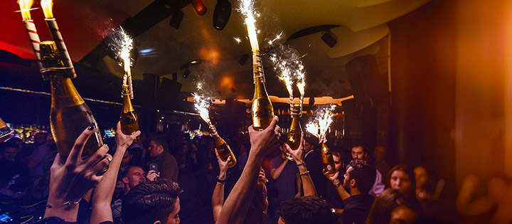 UNDERWORLD SOCIETY | NEW YEAR'S EVE PARTY ECLIPSE
