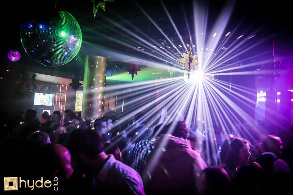 Hyde Club Hyde Club Passatge de Domingo, 3, 08007 Barcelona, España