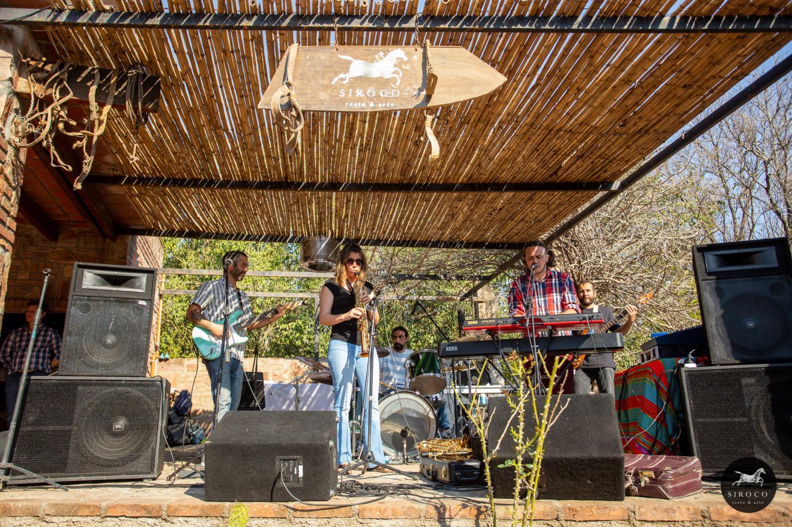 RESERVA PARA GRUPOS O EVENTOS EN  SIROCO RESTO @ ARTE SIROCO RESTO & ARTE