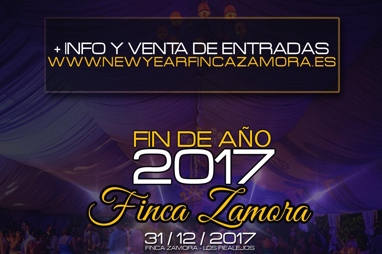 FIN DE AñO FINCA ZAMORA 2017 FINCA ZAMORA