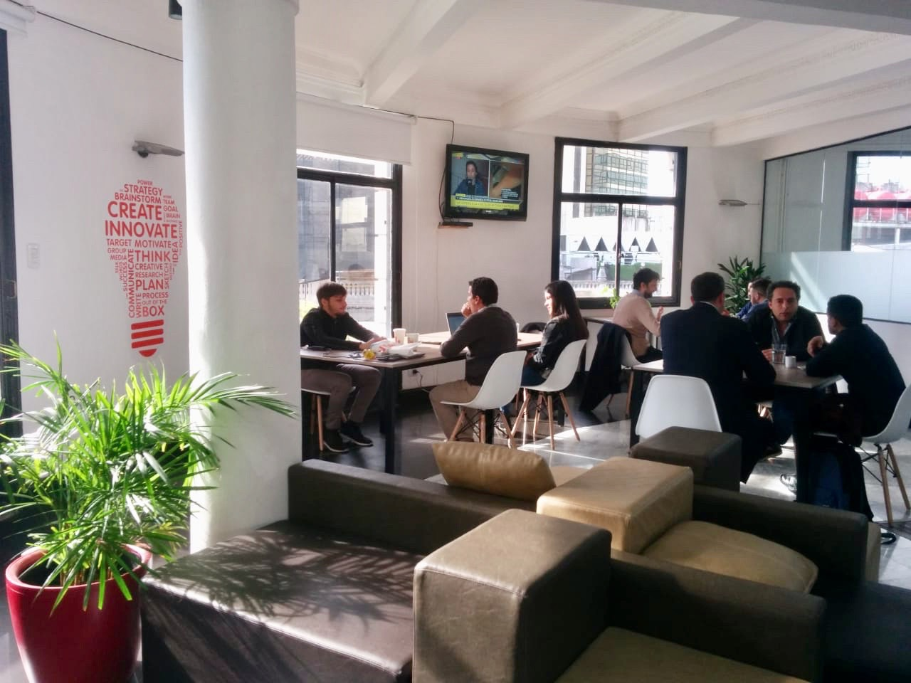 COWORK & EVENTS BUENOS AIRES WORKEY