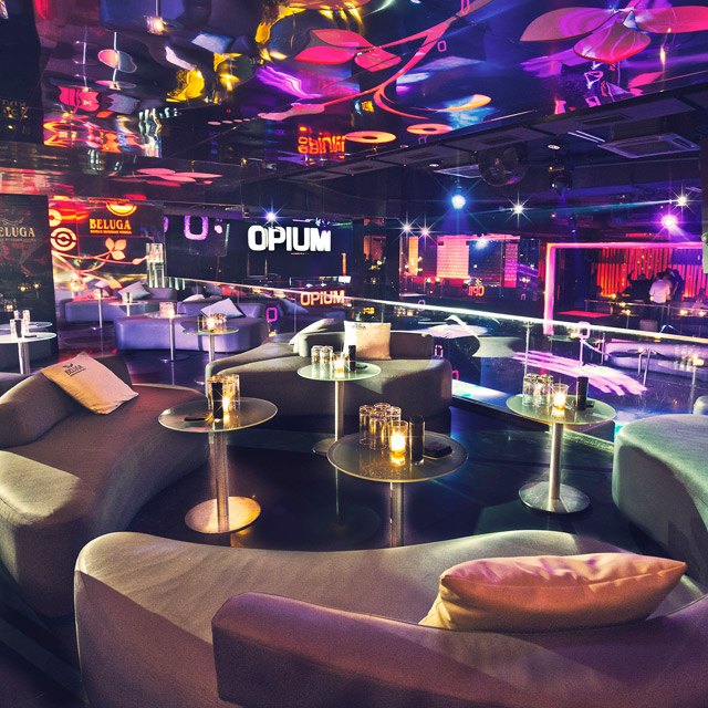 ADDICTED  OPIUM BARCELONA