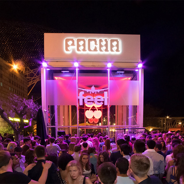 SPECIAL OFF WEEK TICKET - 8 DAYS ACCESS PACHA BARCELONA