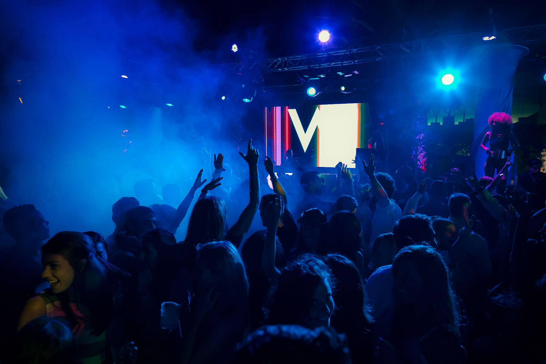 WAKE UP CALL | A W HOTELS MUSIC FESTIVAL | 21 - 22/09 W BARCELONA