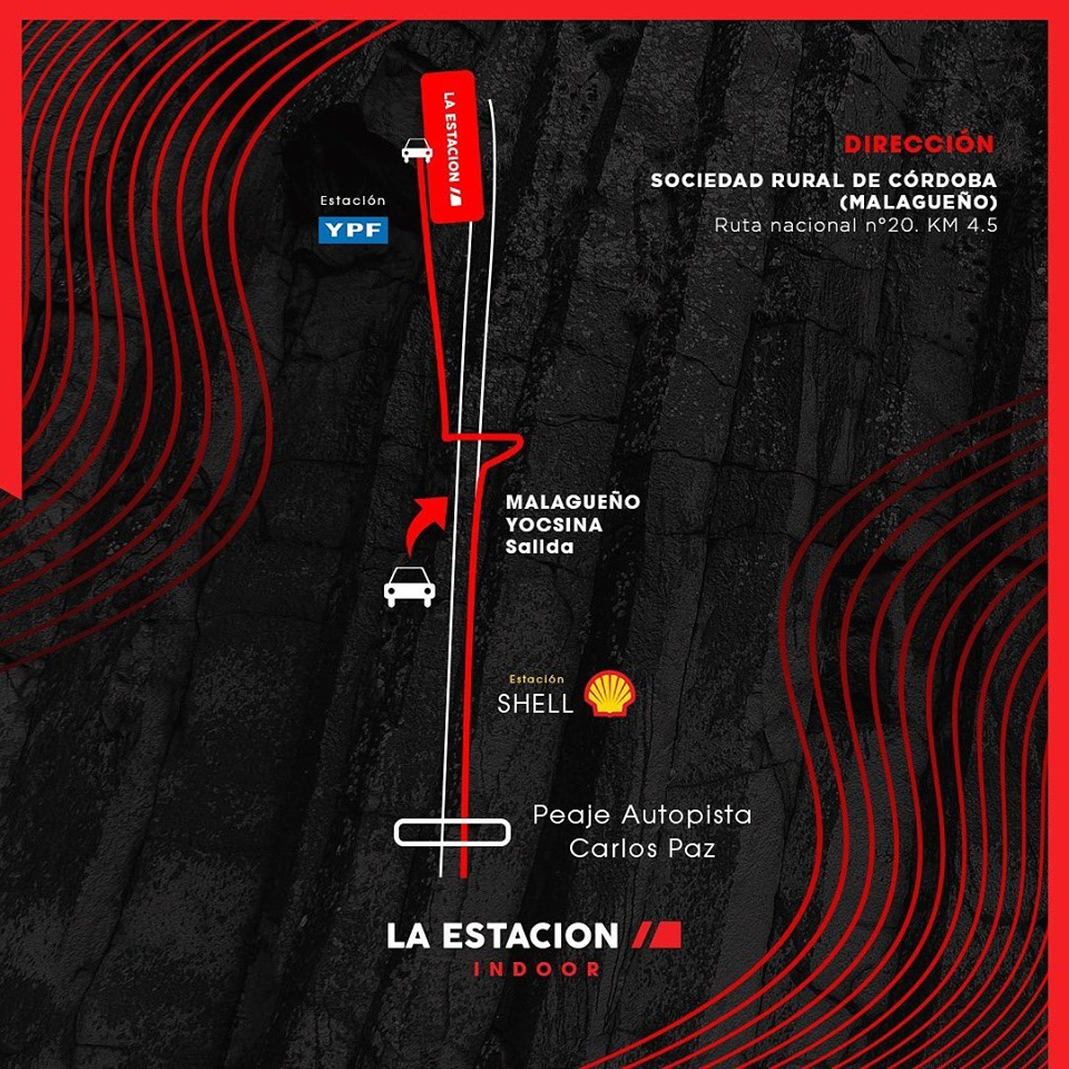 LA ESTACION SUNSET LA ESTACION SUNSET RP E55, Córdoba, Argentina