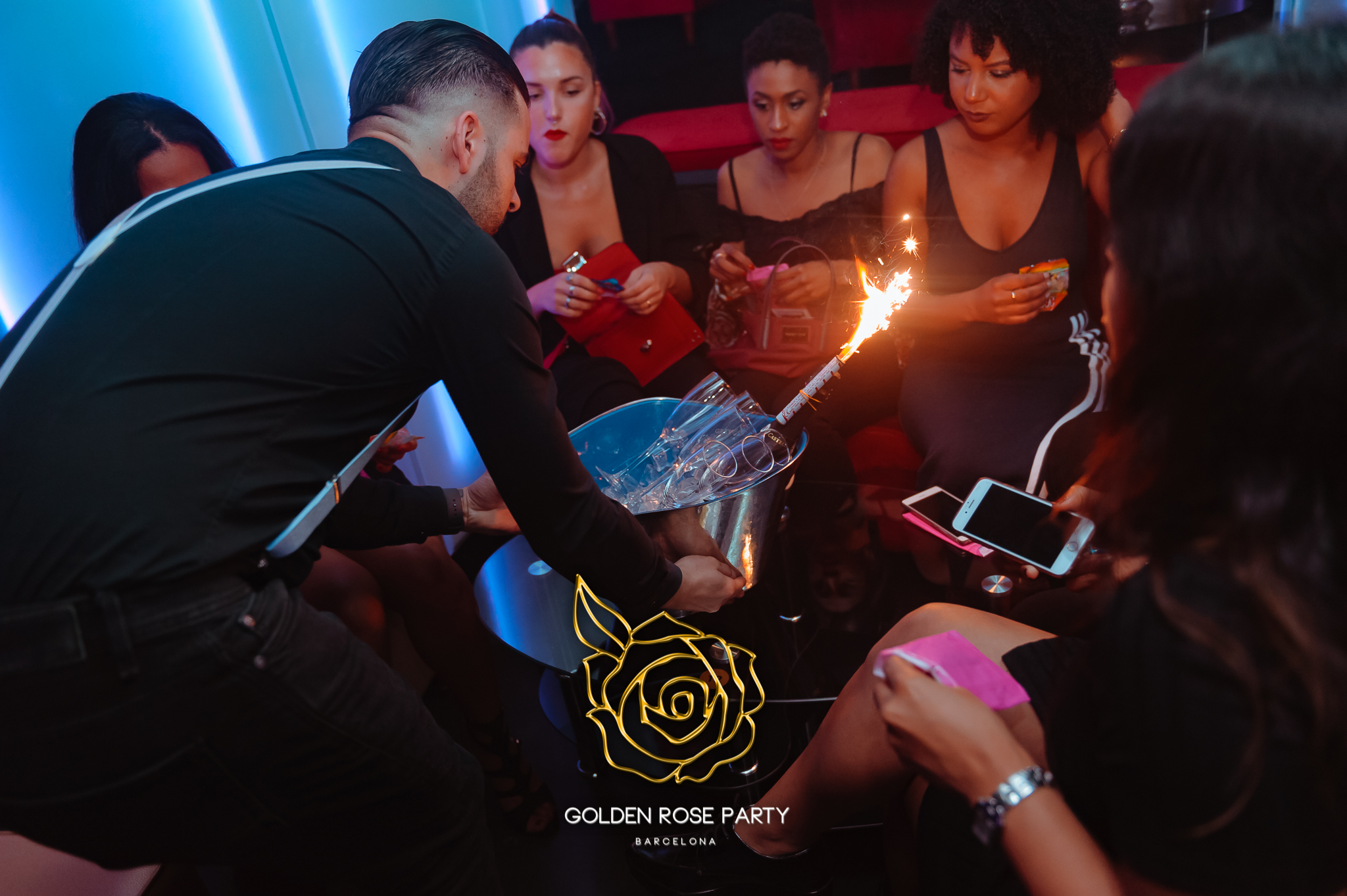 EVERY WEDNESDAY  - HIP HOP GOLDEN ROSE PARTY