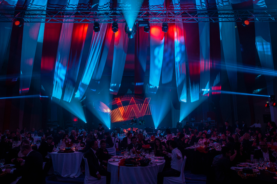 LIGHT IT UP | NEW YEAR'S EVE GALA DINNER  W BARCELONA